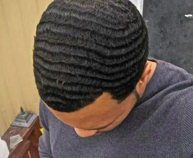MILLION WAVES HAIRCUT