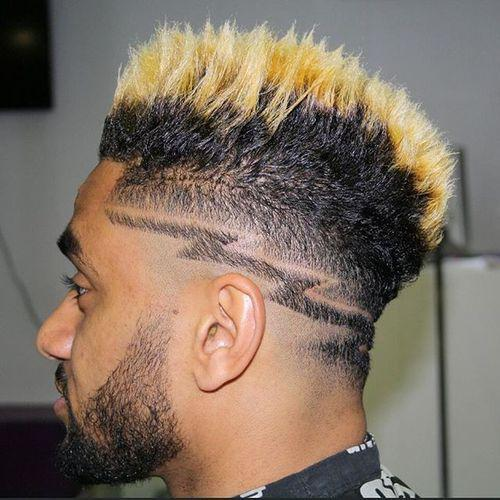 SPIKY UNDERCUT