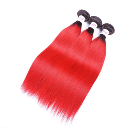 Brazilian-Straight-Hair-3-Pcs-Ombre-Red-Human-Hair-Weave-3-Bundles-Deals-Dark-Roots-2(2)