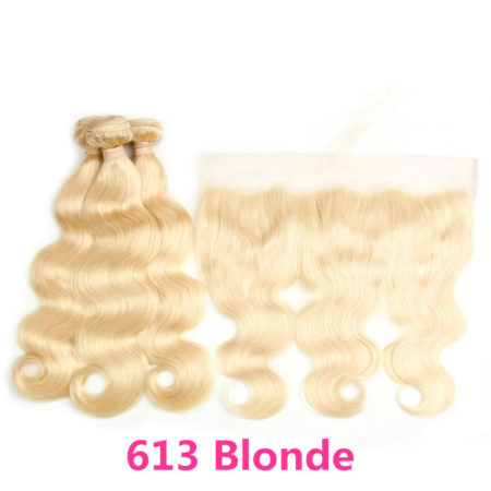 Ombre-613-Honey-Blonde-Brown-Wine-Red-3-Bundles-With-Frontal-Closure-Brazilian-Body-Wave-Two(1)