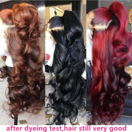 100% Human Malaysian Loose Wave Hair Weave 3 or 4 Bundles With 13x4 Frontal (1)