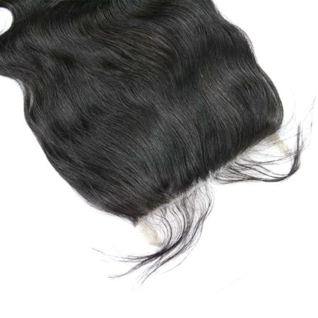 6x6 Lace Closure Brazilian Body Wave Virgin Hair Free Part (1)