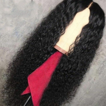 Brazilian Pre Plucked Curly 360 Lace Frontal Human Hair Wig With Baby Hair (5)