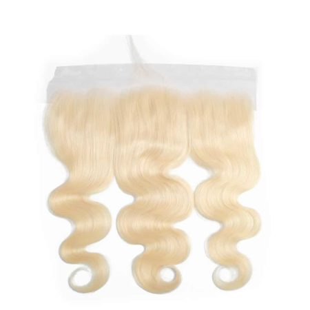 Malaysia 613 Colour 13X4 Lace Frontal Closure Human Hair Body Wave (5)