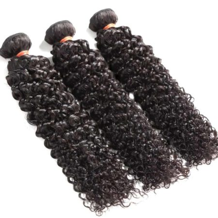 Mink Brazilian Virgin Afro Kinky Curly Hair Extensions 2 Bundles (2)