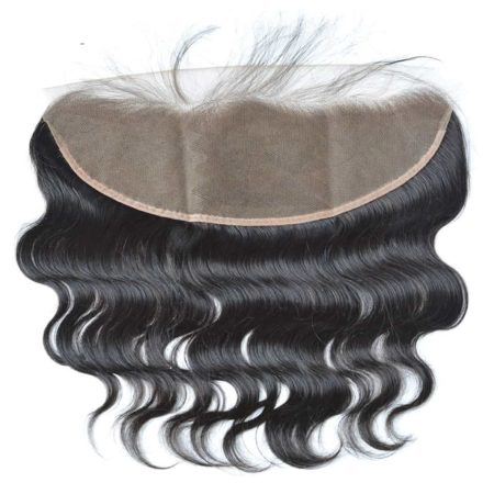 Peruvian Body Wave Virgin Hair 13X4 Lace Frontal With Baby Hair (4)