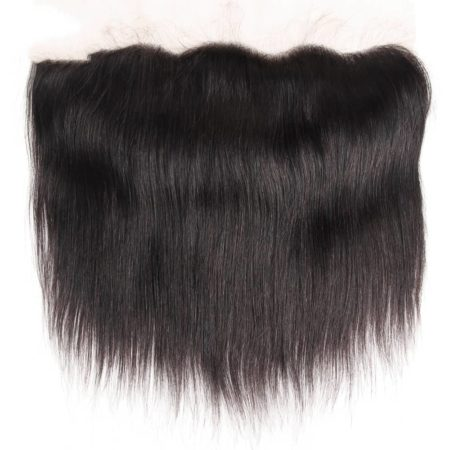 Peruvian Free Part Straight 13x4 Ear To Ear Pre Plucked Lace Frontal Closure (6)