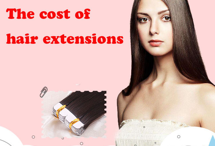 the cost of hair extension
