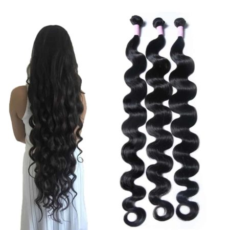 30 32 34 36 (8-44)Inch 1 Bundle Brazilian Body Wave Weave 100% Human Hair (1)