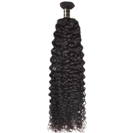 Brazilian 100$ Human Jerry Curl Hair Weave One Bundle Sale (4)