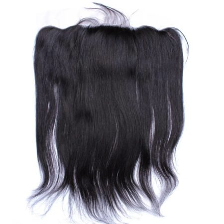 Brazilian Straight Silk Base 13x4 Lace Frontal Closure (2)