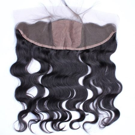 Brazilian Virgin Hair Body Wave Silk Base 13x4 Lace Frontal Pre Plucked With Baby Hair Free Part (2)