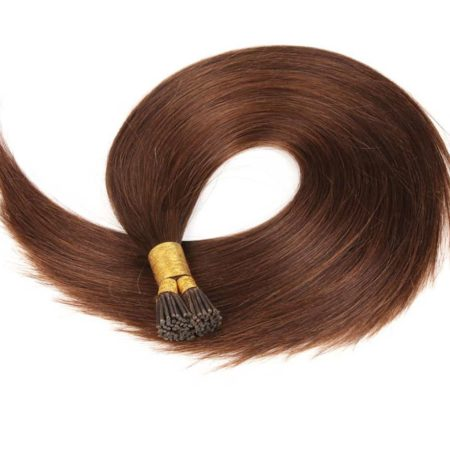 Keratin Silky straight 1g per S Pre Bonded I Tip Hair Extension (5)