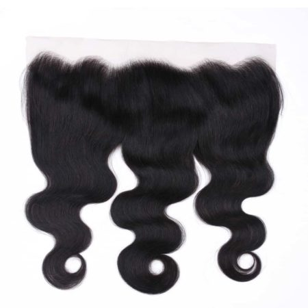 Peruvian Body Wave Ear to Ear 13x6 Lace Frontal Closure With Baby Hair Free Part 6-24inch (4)