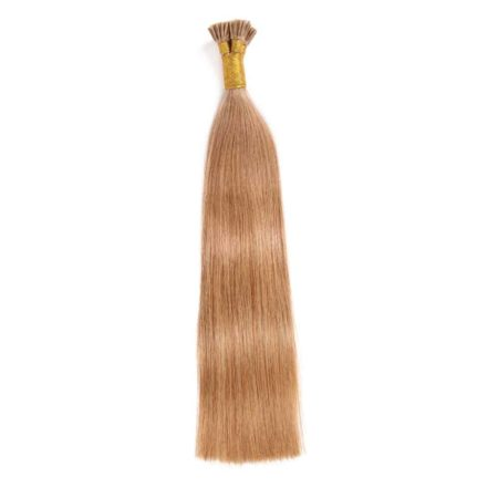 Straight Remy I Tip Keratin Human Hair Extension (6)