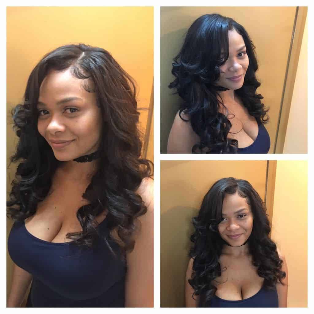 Full Weave Vs Partial Weave - The Differences Between Them - Hair