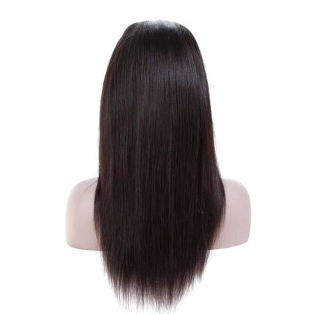 Peruvian Straight Lace Front Human Hair Wigs For Black Women Natural Hairline With Baby Hair (6)