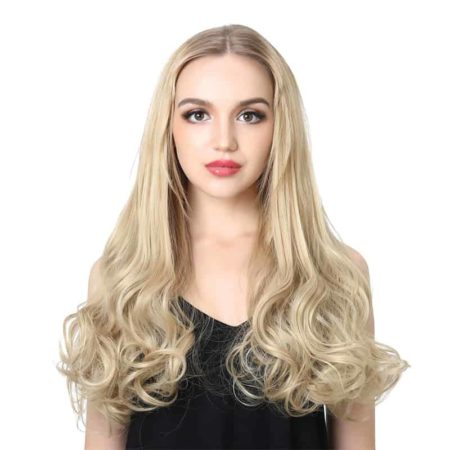 Synthetic Loose Wave U part Half Wig For Women 20 Multiple Colours (6)