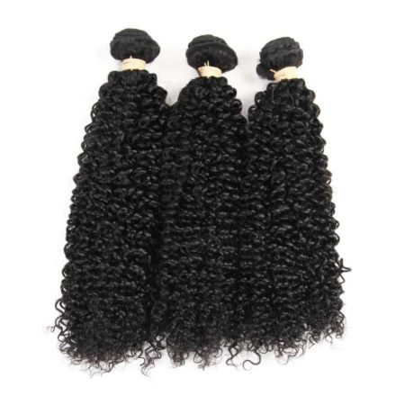 360 Frontal And Bundles Malaysian Curly 2 Bundles Weave Hair (5)