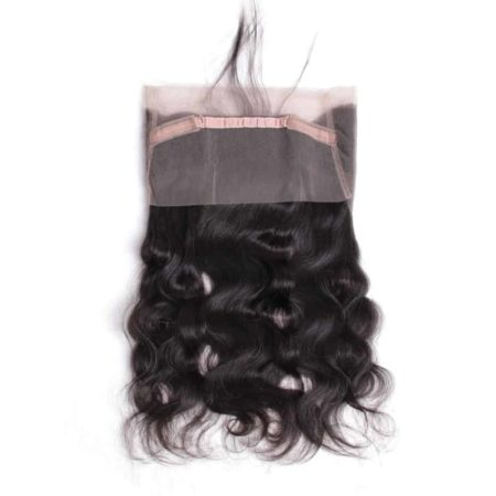 360 Frontal Bundle Deal Indian Body Wave Human Hair Pre Plucked (5)