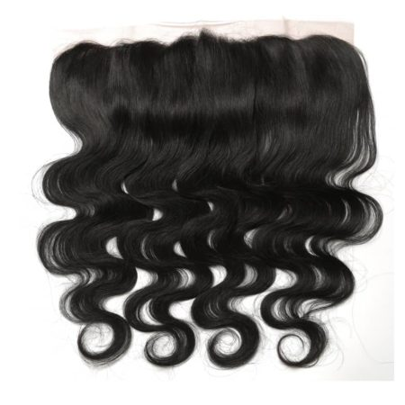 Body Wave Indian Human Hair 13x4 Lace Frontal Closure (5)