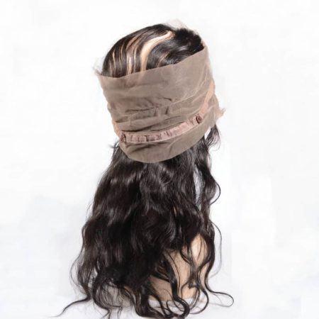Body Wave Virgin Brazilian Silk Base 360 Lace Frontal Pre Plucked With Baby Hair (4)