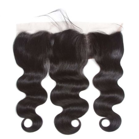 Brazilian Body Wave Lace Frontal Ear to Ear Human Hair Closure Free Part (6)