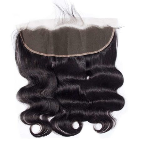 Brazilian Human Body wave Hair 13 By 4 Lace Frontal Lace Frontal Closure Swiss Lace (1)