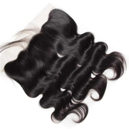 Brazilian Human Body wave Hair 13 By 4 Lace Frontal Lace Frontal Closure Swiss Lace (4)