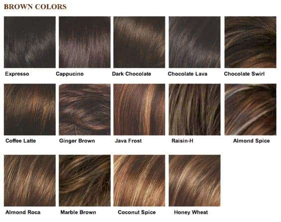 Hair Color Chart Hair Extension Chart And Hair Weave Color Chart,Vital Proteins Collagen Water Benefits