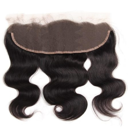 Cheap Ear To Ear Lace Frontal Closure Malaysian Body Wave With Baby Hair (3)