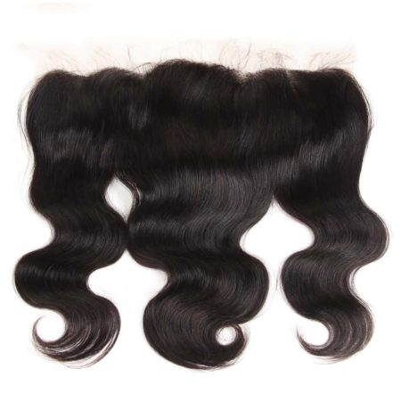 Cheap Ear To Ear Lace Frontal Closure Malaysian Body Wave With Baby Hair (5)