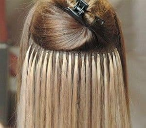 Cold fusion (micro link or I-tip extensions)