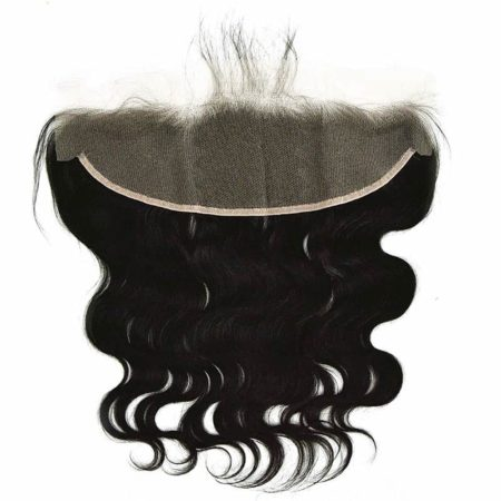 Free Part Lace Frontal Peruvian Body Wave 13X4 Human Hair (4)