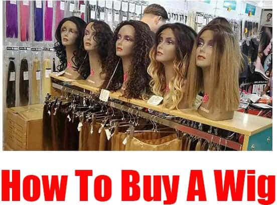 How To Buy A Wig