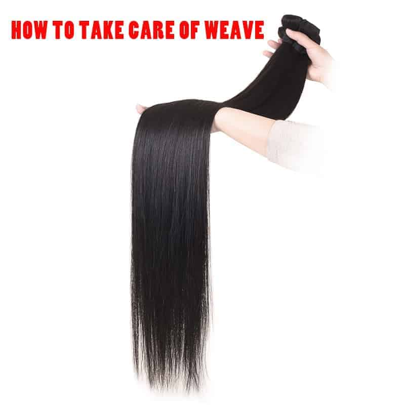 How To Take Care Of Weave
