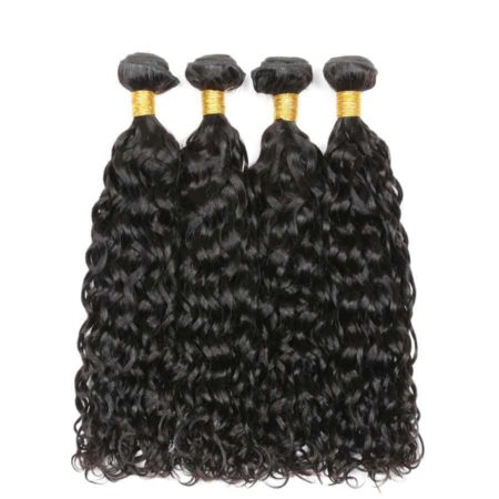 Human Virgin Peruvian Hair Extensions 4 Bundle Deals Weave (3)
