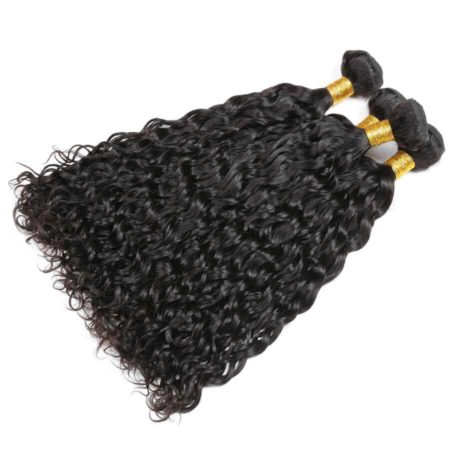 Human Virgin Peruvian Hair Extensions 4 Bundle Deals Weave (5)