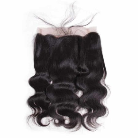 Indian Body Wave 360 Lace Frontal Closure Pre Plucked with Baby Hair (2)