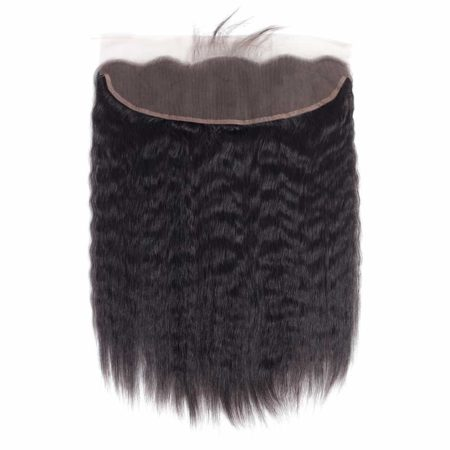 Malaysia Kinky Straight Lace Frontal Closure With Baby Hair (4)
