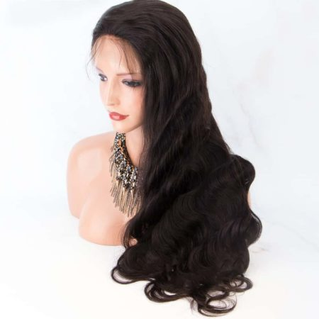 Malaysian Full Lace Wigs With Baby Hair Body Wave (3)