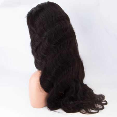 Malaysian Full Lace Wigs With Baby Hair Body Wave (4)