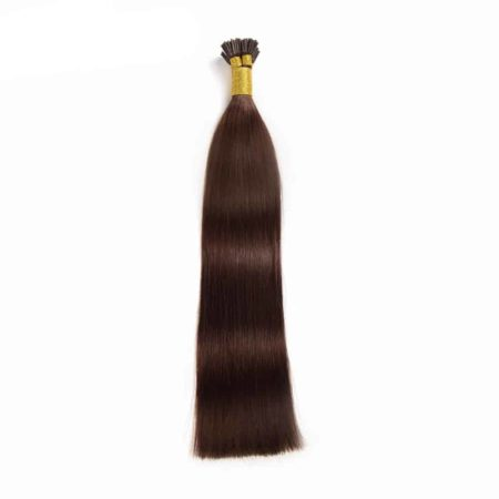 Pre Bonded Human Hair Extensions Remy Silky Straight 16inch 100g I Tip 1g per strand (4)