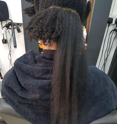 What Does Type 4c Hair Look Like