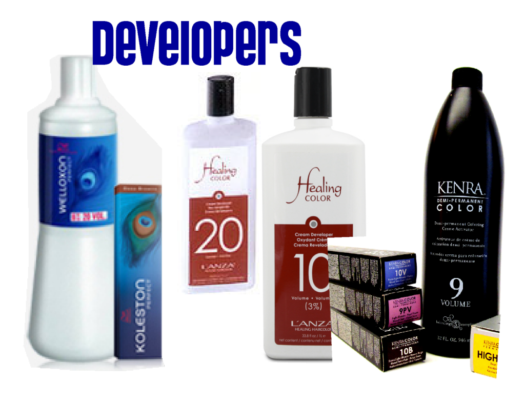 hair Developer