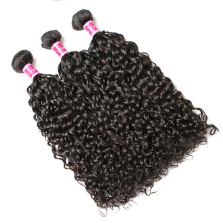 360 Frontal And Bundle Deal Peruvian Water Wave Human Remy Hair (6)