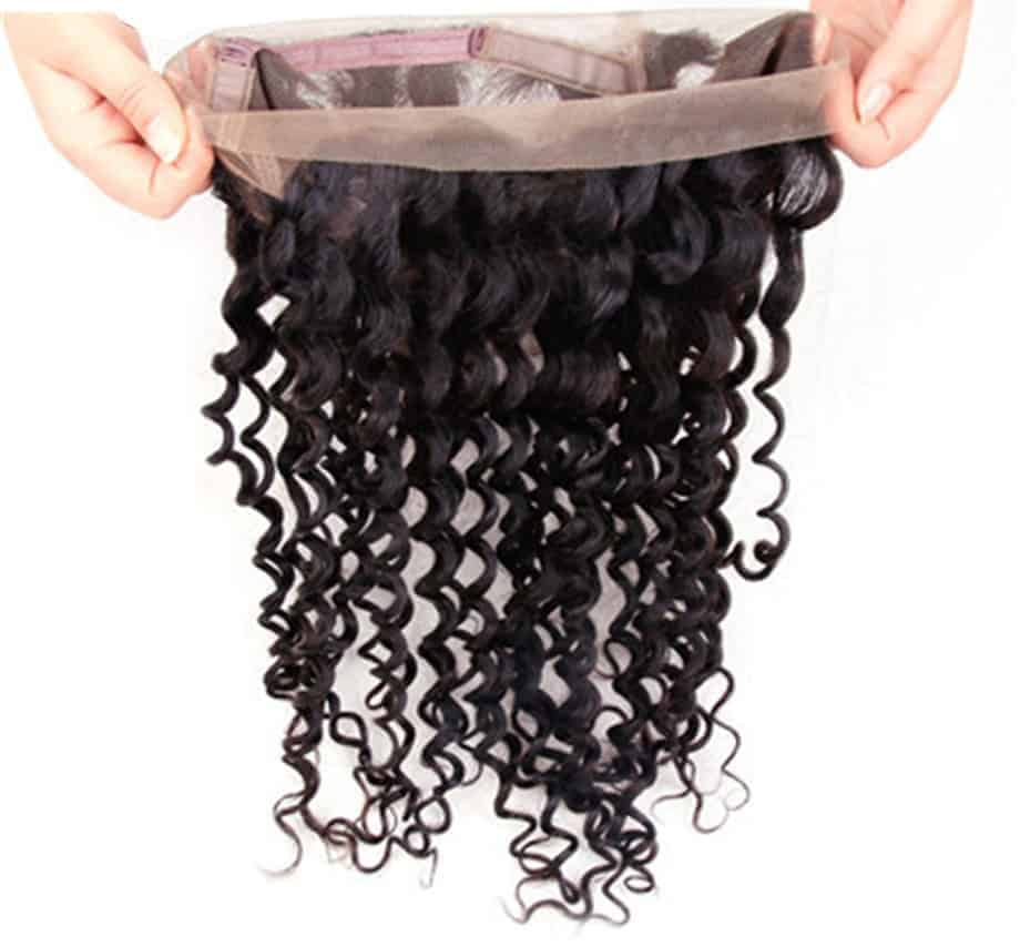 Brazilian Deep Wave 360 Frontal Remy Human Hair Closure With Baby Hair (3)