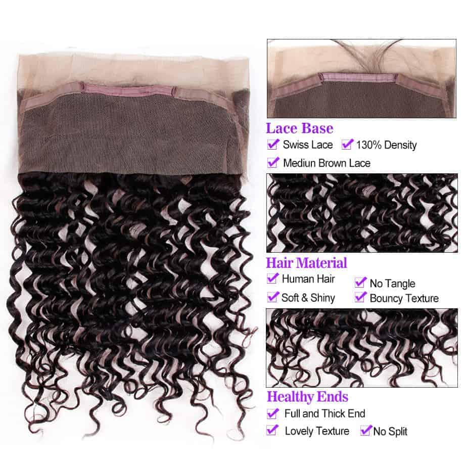 Brazilian Deep Wave 360 Frontal Remy Human Hair Closure With Baby Hair (4)