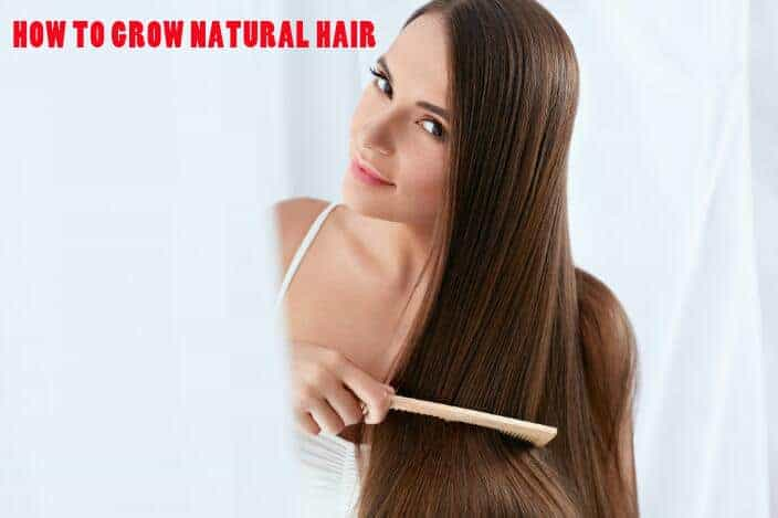 How To Grow Natural Hair