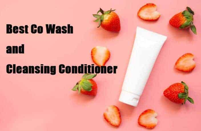 Best Co Wash and Cleansing Conditioner